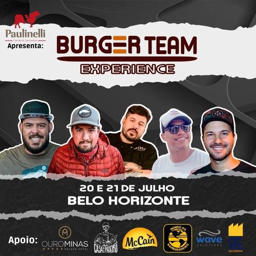 burger team experience