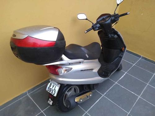 burgman 125 scooter