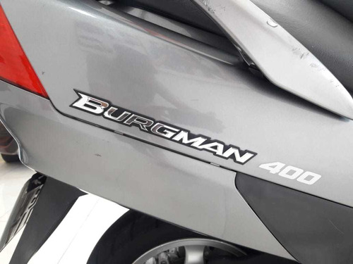 burgman 400 moto suzuki