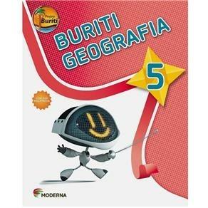 buriti geografia 5° ano ( com dvd multimídia)