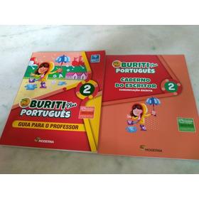 Buriti Plus Portugues  2 Com Caderno Do Escritor Prof. Semcd