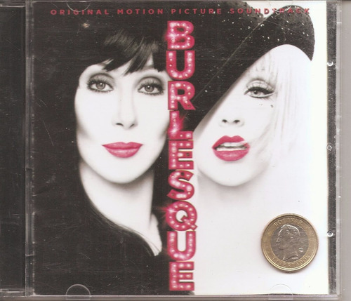 burlesque     - cd original - un tesoro músical
