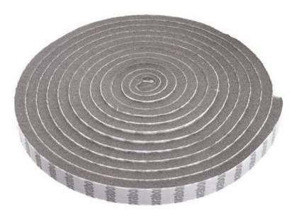 burlete espuma extra ancho suprabond 10 x 20 mm x 5 mts