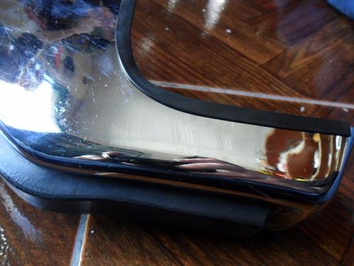 burlete goma de uña paragolpe de ford falcon 70/81 nuevos