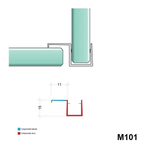 burlete transparente cristal puerta vidrio o mampara de baño de 8 a 10 mm. largo de tira 2,20 mtr. todos los modelos!!!