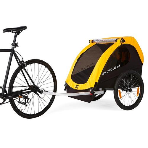 burley trailer bee para bicicleta hasta 2 niños