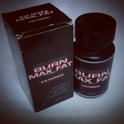 burn max fat - quemador de grasa - adelgaza baja de  peso