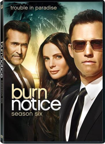 burn notice operacion miami sext temporada 6 importada dvd