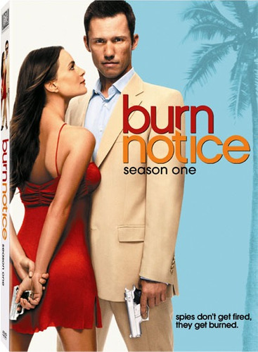 burn notice temporada 1 dvd original nueva sellada