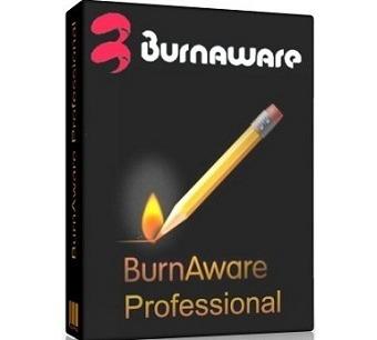 Resultado de imagen de BurnAware Professional