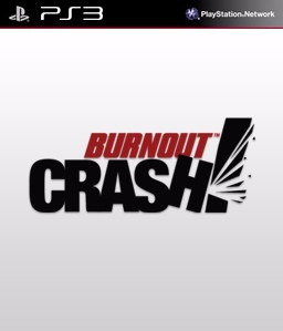 burnout crash! juego digital ps3
