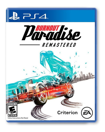 burnout paradise - ps4