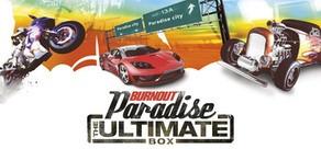 burnout paradise: the ultimate box original pc(origin)