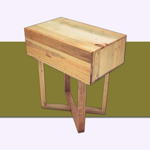 buro con puerta recamara madera tarima sustentable