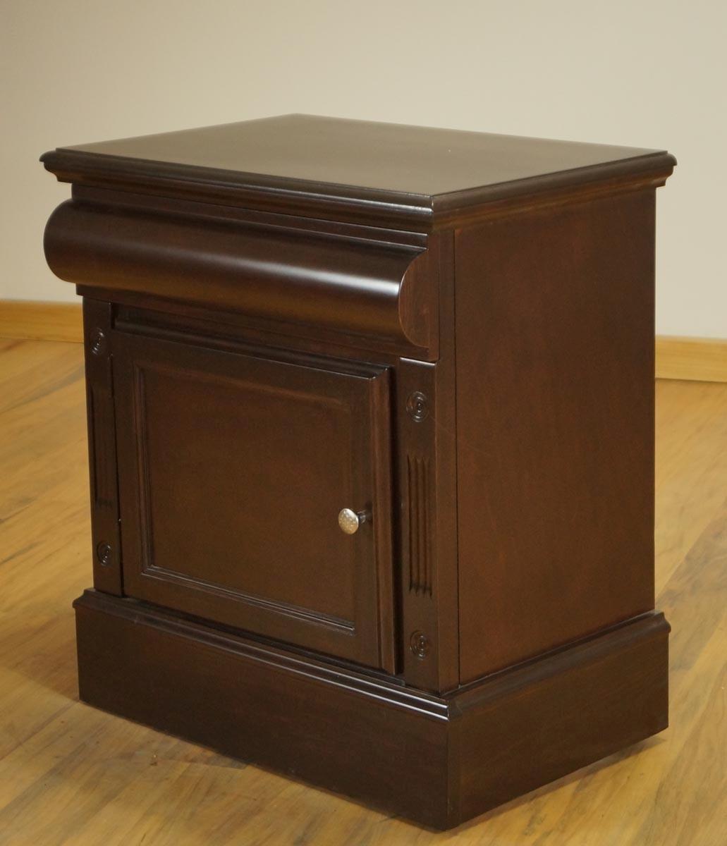 Buro de madera para recamara casa bonita muebles for Buros de cama modernos