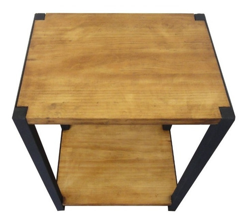 buro mesa de noche vintage minimalista residencial