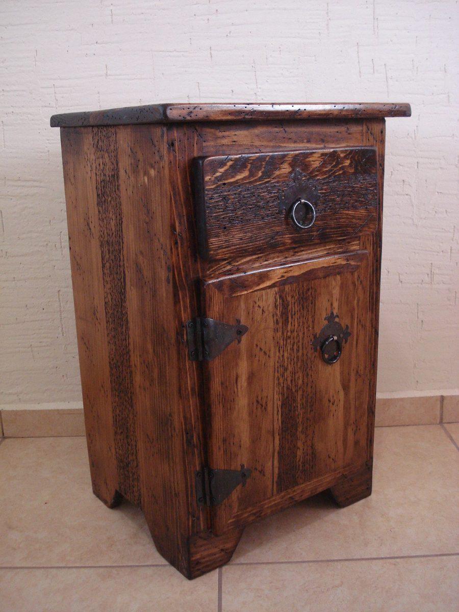 Buro r de pino excelente calidad 1 350 - Muebles rusticos modernos madera ...