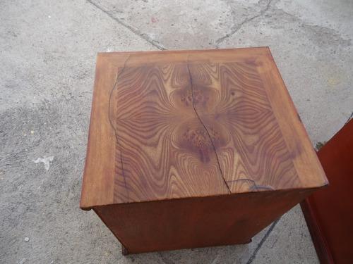 buros viejos de madera par