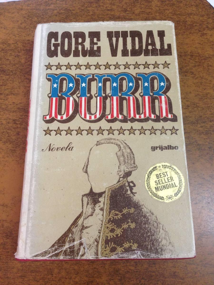Gore Vidal Burr