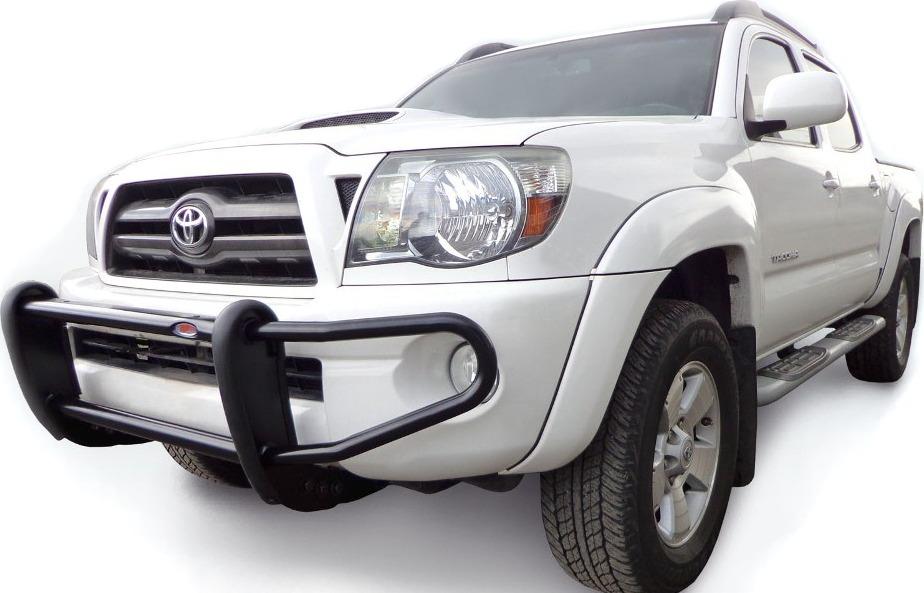 Burrera Bumper Para Toyota Tacoma 2006 A 2015 Negro