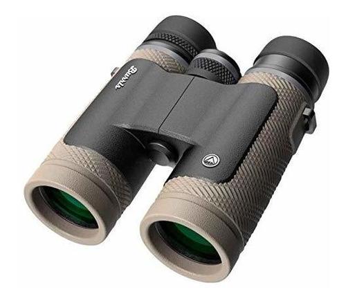 burris dropline 10x42mm prisma de techo binoculares de arena