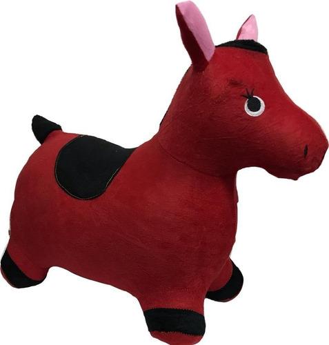 burrito caballito ciervo saltarín vaca forrado 9368