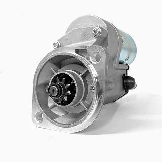 burro arranque motor isuzu 2.8 autoelevador heli