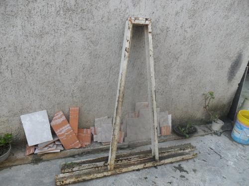 burro para cargar plancha de granito
