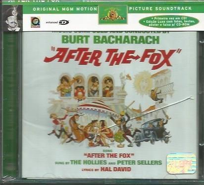 burt bacharach : after the fox