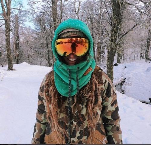 7847b60d4d1 Burton Burke Hood Capucha Balaclava Casco Snowboard ski -   3.000