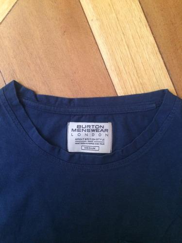 burton camiseta chico