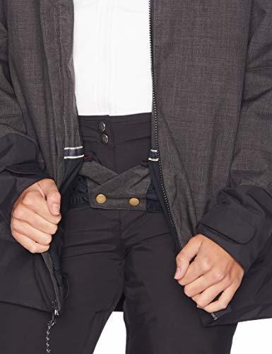 Chaqueta Burton Lelah Jacket True Black Heather True