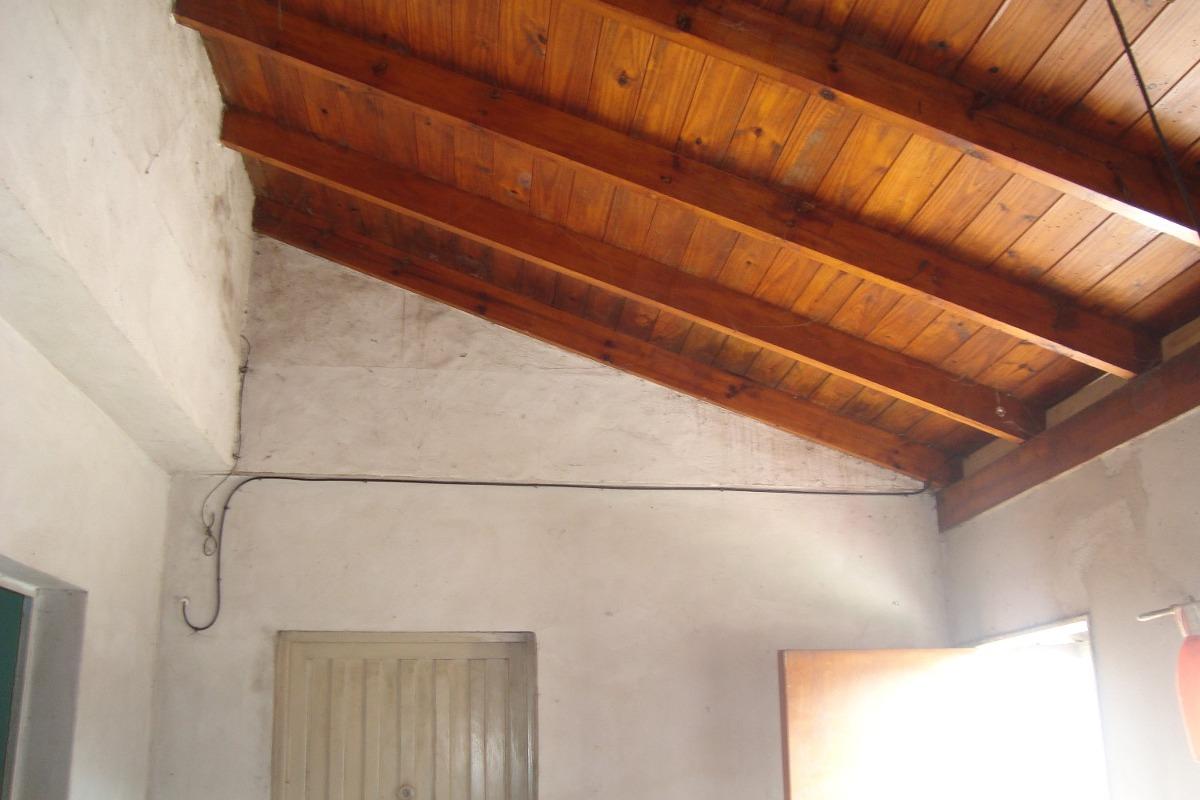 burzaco:oportunidad casa 3 amb. garage+fdo