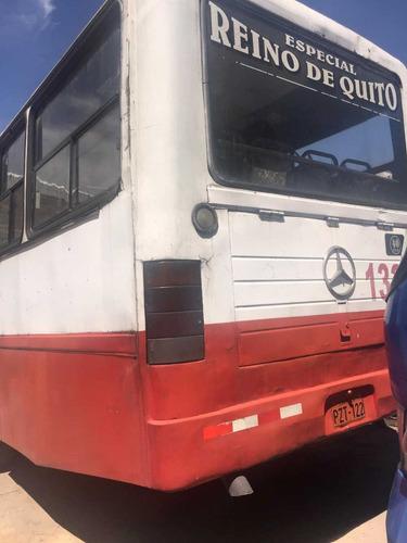 bus, buseta, transporte urbano, año 98, usada