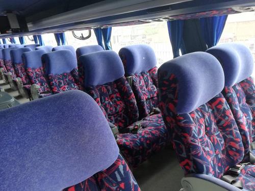 bus carroceria sudam o500 rsd 62 asientos doble piso 2012