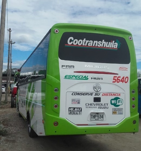 bus chevrolet lv150 y frr