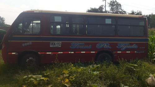bus de transporte inter municipal marca agrale modelo 2002