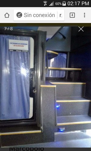 bus doble piso año 2005 inmaculado. habilitado con cnrt !!!!