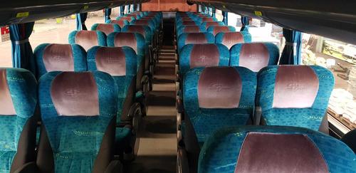 bus doble piso año 2015 marcopolo g 7 con mercedes 500 !!!!