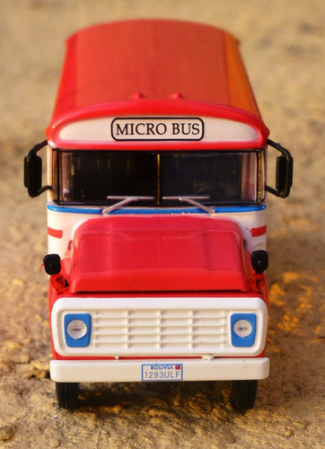 bus ford 1/72 diecast modelismo autobus hot wheels matchbox