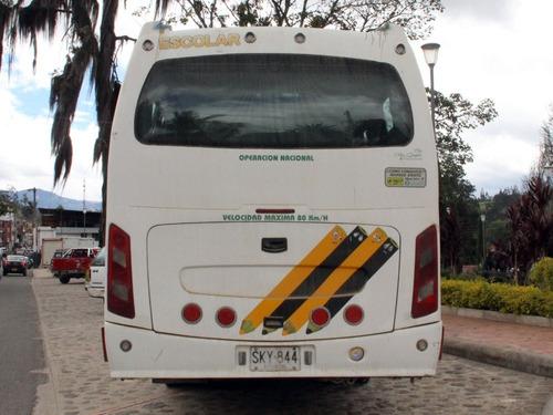 bus hino 2011