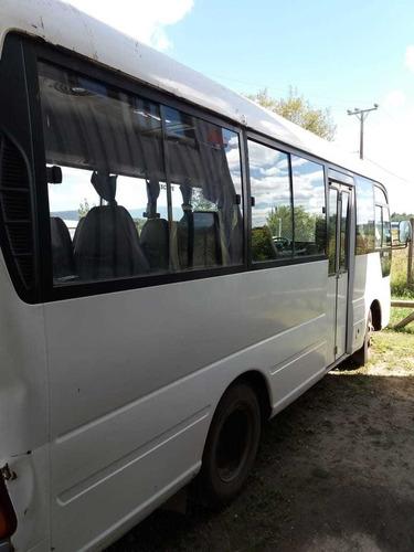 bus hyundai county 25 dlx