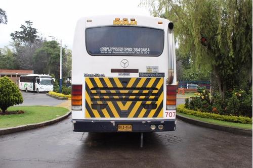bus mercedes