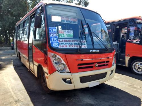 bus mercedes benz modelo 812