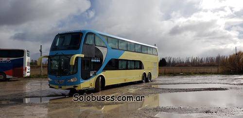 bus nicollo 2016 - 70 butacas homologado cnrt