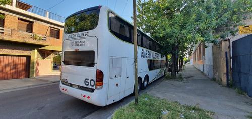 bus omnibus 2008 - marcopolo 56 mix muy buen estado