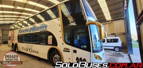 bus omnibus 2013 sudamericanas 62 semi cama - mercedes