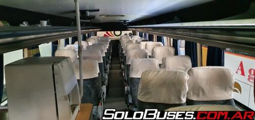 bus omnibus busscar 2007 - 60 semi c/ bodeguin - mercedes