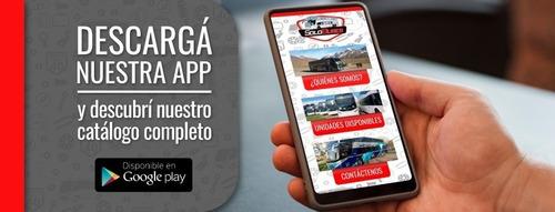 bus omnibus capillita metalsur cnrt 2015 - 60 mix - mercedes