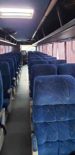 bus omnibus cnrt 2011 - saldivia 46+baño - m30 - impecable